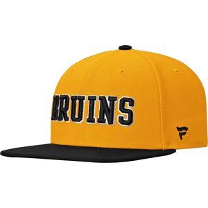 NHL Boston Bruins kšiltovka cerná/žlutá