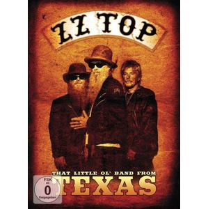 ZZ Top That little ol' band from Texas DVD standard