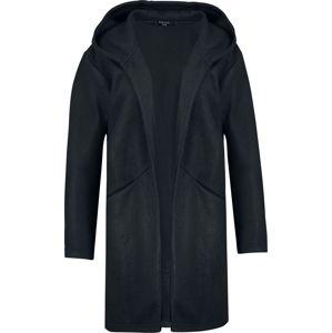 Sublevel Sweat Coat Dívcí kabát námořnická modrá