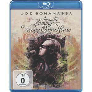 Joe Bonamassa An acoustic evening at the Vienna Opera House Blu-Ray Disc standard