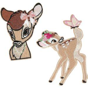 Bambi Sada nášivek nášivka vícebarevný