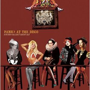Panic! At The Disco A fever you can't sweat out CD standard