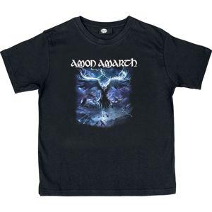 Amon Amarth Ravens Flight Kids detské tricko černá