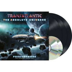 TransAtlantic The absolute universe - Forevermore 3-LP & 2-CD standard