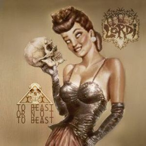 Lordi To beast or not to beast CD standard