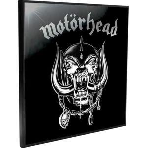 Motörhead Logo Warpig - Crystal Clear Picture Wandbild standard