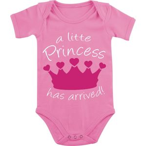 A Little Princess Has Arrived! body růžová