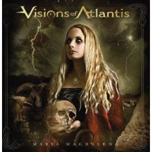 Visions Of Atlantis Maria Magdalena MINI-CD standard