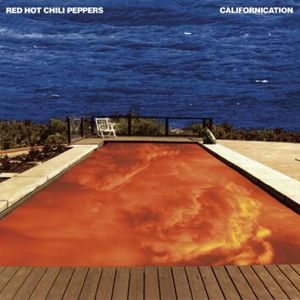 Red Hot Chili Peppers Californication CD standard