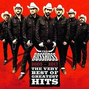 The Bosshoss The very best of greatest hits (2005 - 2017) CD standard