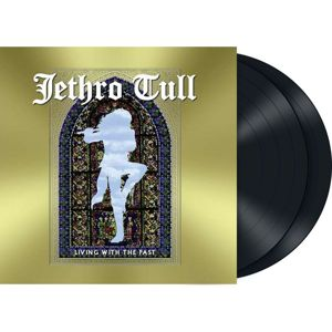 Jethro Tull Living with the past 2-LP & CD standard