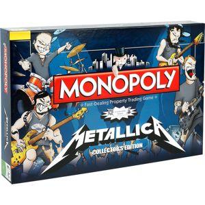Metallica Monopoly Stolní hra standard