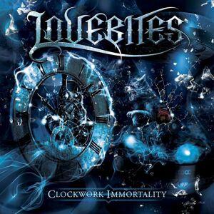 Lovebites Clockwork immortality CD standard