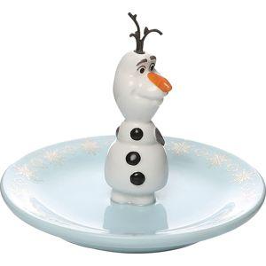 Frozen 2 - Olaf - Schmuckschale organizér na šperky vícebarevný