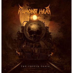 Diamond Head The coffin train CD standard