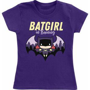 Justice League Future Batgirl detské tricko šeríková