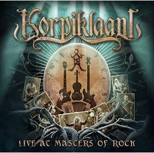 Korpiklaani Live at Masters Of Rock DVD & 2-CD standard