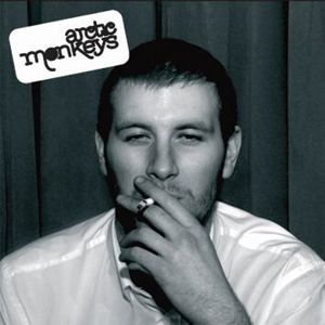 Arctic Monkeys Whatever people say I am, that's what I'm not LP černá