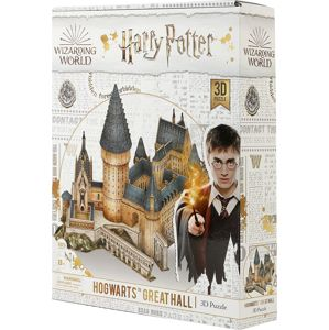 Harry Potter Hogwarts - Great Hall (3D Puzzle) Puzzle standard