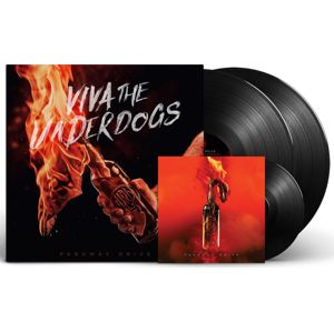 Parkway Drive Viva The Underdogs 2-LP & 7 inch standard