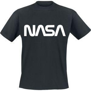 NASA NASA tricko černá