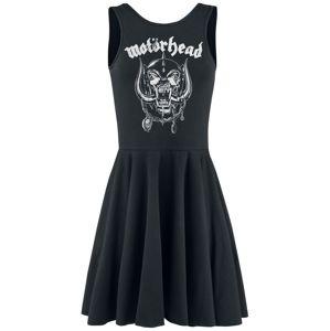 Motörhead Everything Louder šaty černá