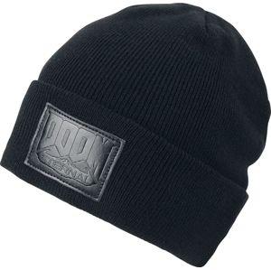 Doom Eternal - Logo Beanie čepice černá