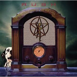 Rush The spirit of radio: Greatest hits ('74 - '87) CD standard