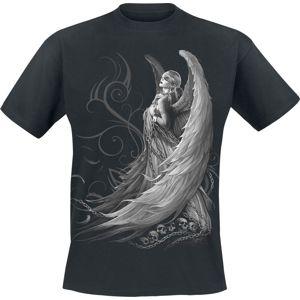Spiral Captive Spirit tricko černá