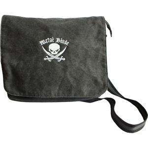 Metal Blade Pirate Logo Taška přes rameno standard