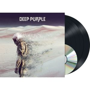 Deep Purple Whoosh! 2-LP & DVD standard