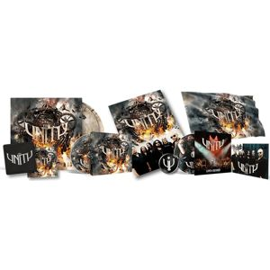 The Unity Rise 2-CD & 2-LP standard