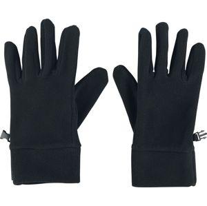 Urban Classics Rukavice s flísem rukavice černá