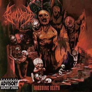 Bloodbath Breeding death MINI-CD standard