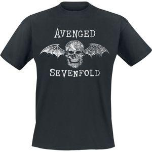 Avenged Sevenfold Cyborg Deathbat tricko černá