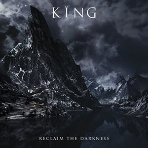 King Reclaim the darkness CD standard
