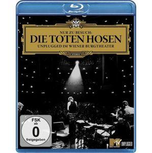 Die Toten Hosen Nur zu Besuch: Unplugged im Wiener Burgtheater Blu-Ray Disc standard