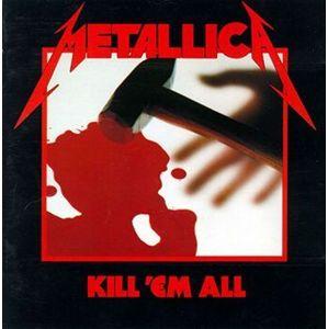 Metallica Kill 'Em All CD standard