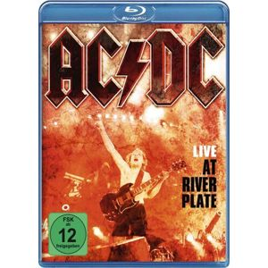 AC/DC Live at River Plate Blu-Ray Disc standard