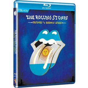 The Rolling Stones Bridges to Buenos Aires Blu-Ray Disc standard