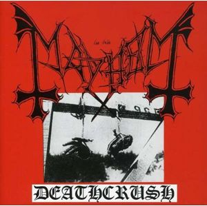 Mayhem Deathcrush EP-CD standard