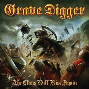 Grave Digger The clans will rise again CD standard