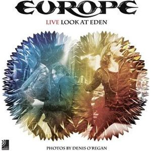 Europe Live look at Eden 2-CD & DVD standard