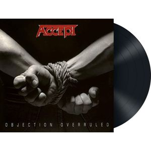 Accept Objection overruled LP standard