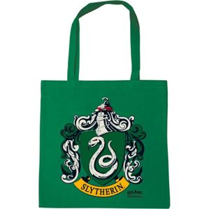 Harry Potter Slytherin Plátená taška zelená