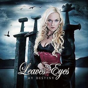 Leaves' Eyes My destiny MINI-CD standard