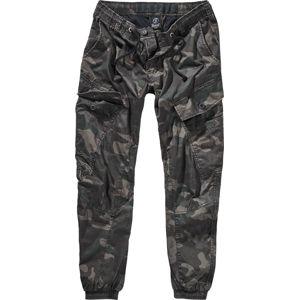 Brandit Vintage kalhoty Ray Cargo kalhoty tmavě maskáčová