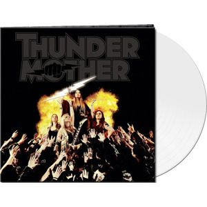 Thundermother Heat wave LP bílá