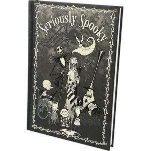 The Nightmare Before Christmas Seriously Spooky Notes standard