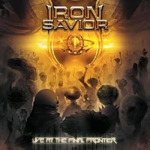 Iron Savior Live at the final frontier 2-CD & DVD standard